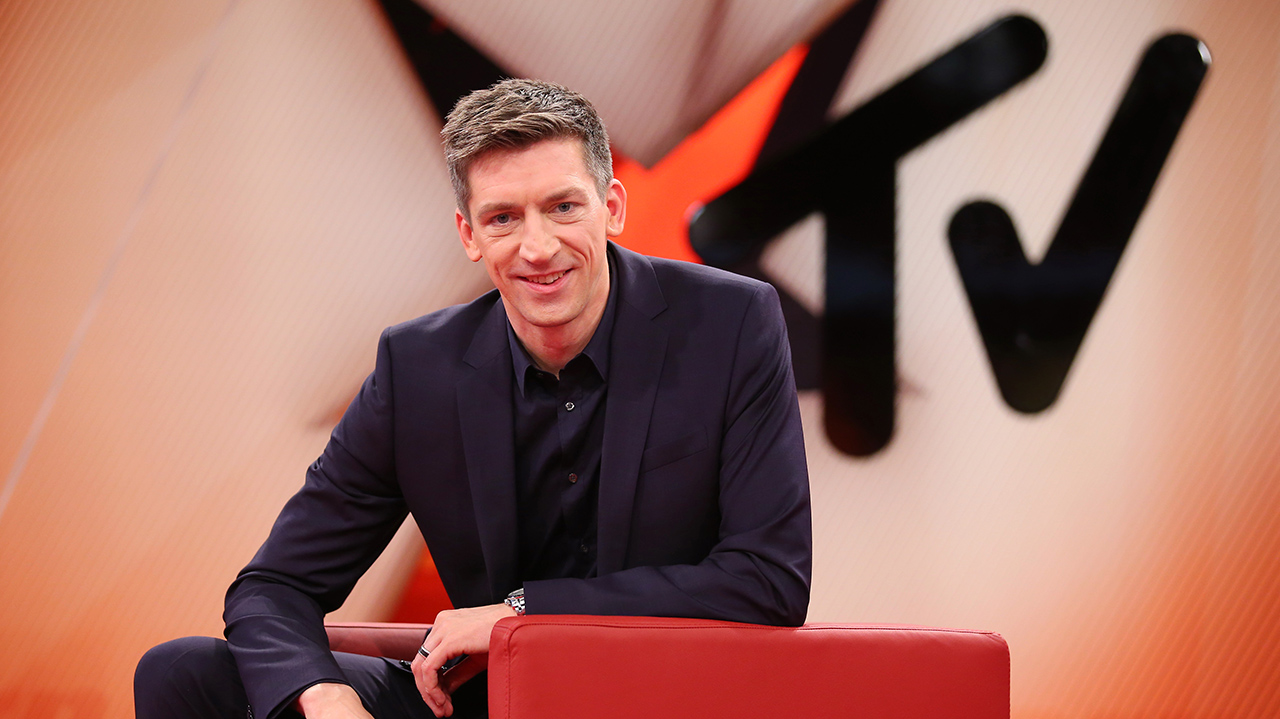 stern TV Moderator Steffen Hallaschka